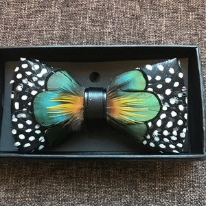 Other - Feather Bowtie